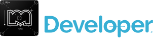 MapQuest Developer Logo